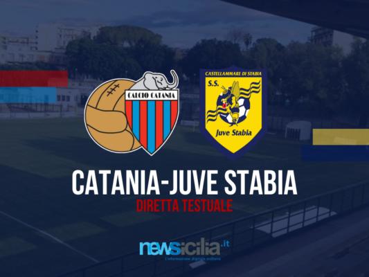 Tonucci segna, Martinez para: il Catania supera 1-0 la Juve Stabia a Lentini – RIVIVI LA CRONACA