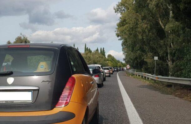 Lavori in corso sulla A18, lunghe code nel Catanese: tanti disagi per gli automobilisti
