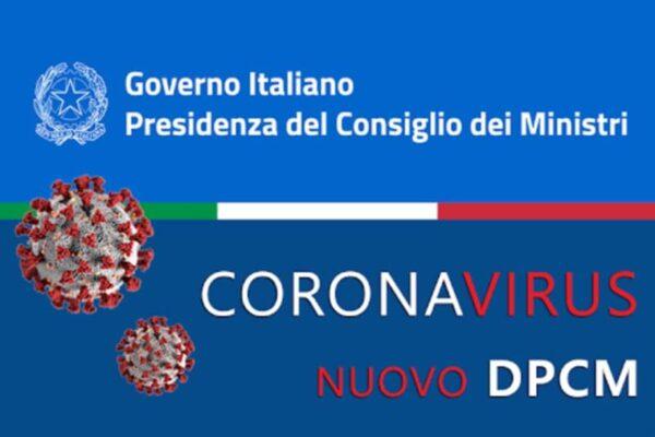 Nuovo Dpcm, Conte ha firmato: NO spostamenti e asporto, cosa si può e non si può fare