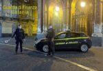 Catania nel mirino della Finanza, posti di blocco beccano 18 soggetti senza mascherina