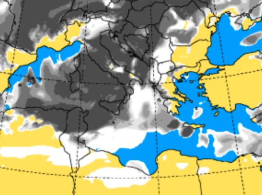 Ultime giornate di sole, da lunedì 12 ottobre arriva il maltempo in Sicilia: attesi forti rovesci, temporali e vento