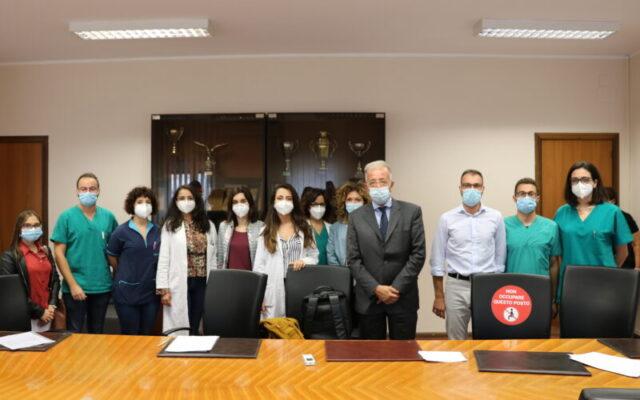 Ospedale Cannizzaro di Catania, 13 nuovi contratti per giovani medici e per due infermieri