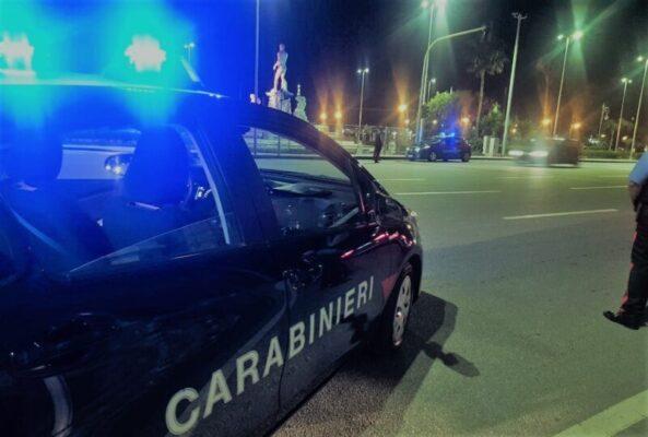 Messina a ferro e fuoco, carabinieri in azione: fermati pregiudicati, scoperta droga ed effettuate multe