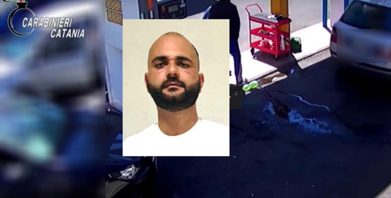 Catania, arrestato rapinatore seriale smascherato dalle telecamere – FOTO e VIDEO