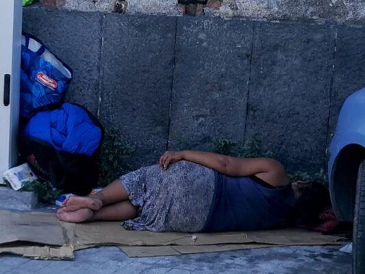 Catania, emergenza freddo per senza fissa dimora: la proposta del comitato Romolo Murri