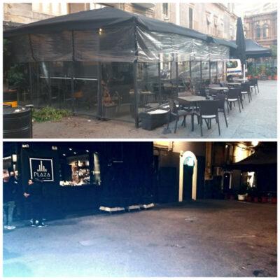 Catania, controlli in via Teatro Massimo: sanzionato titolare di un noto pub della movida