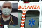Coronavirus Catania, il VIDEO dell'ultimo saluto al dottor Mormina: sirene spiegate e applausi al Garibaldi Centro