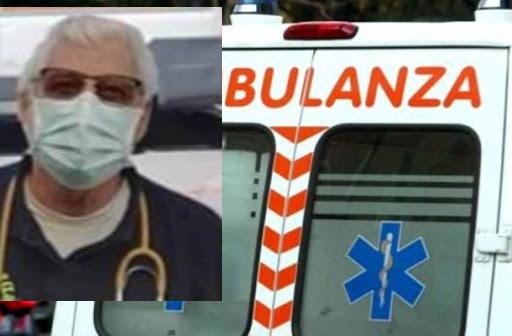 Catania, è morto il dottor Tino Mormina: ucciso dal Coronavirus dopo una vita in prima linea in ambulanza