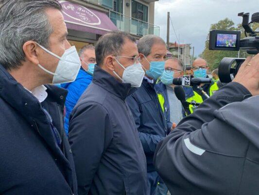 Tromba d'aria a Catania, danni stimati per 5 milioni di euro: avviso pubblico del Comune per i ristori
