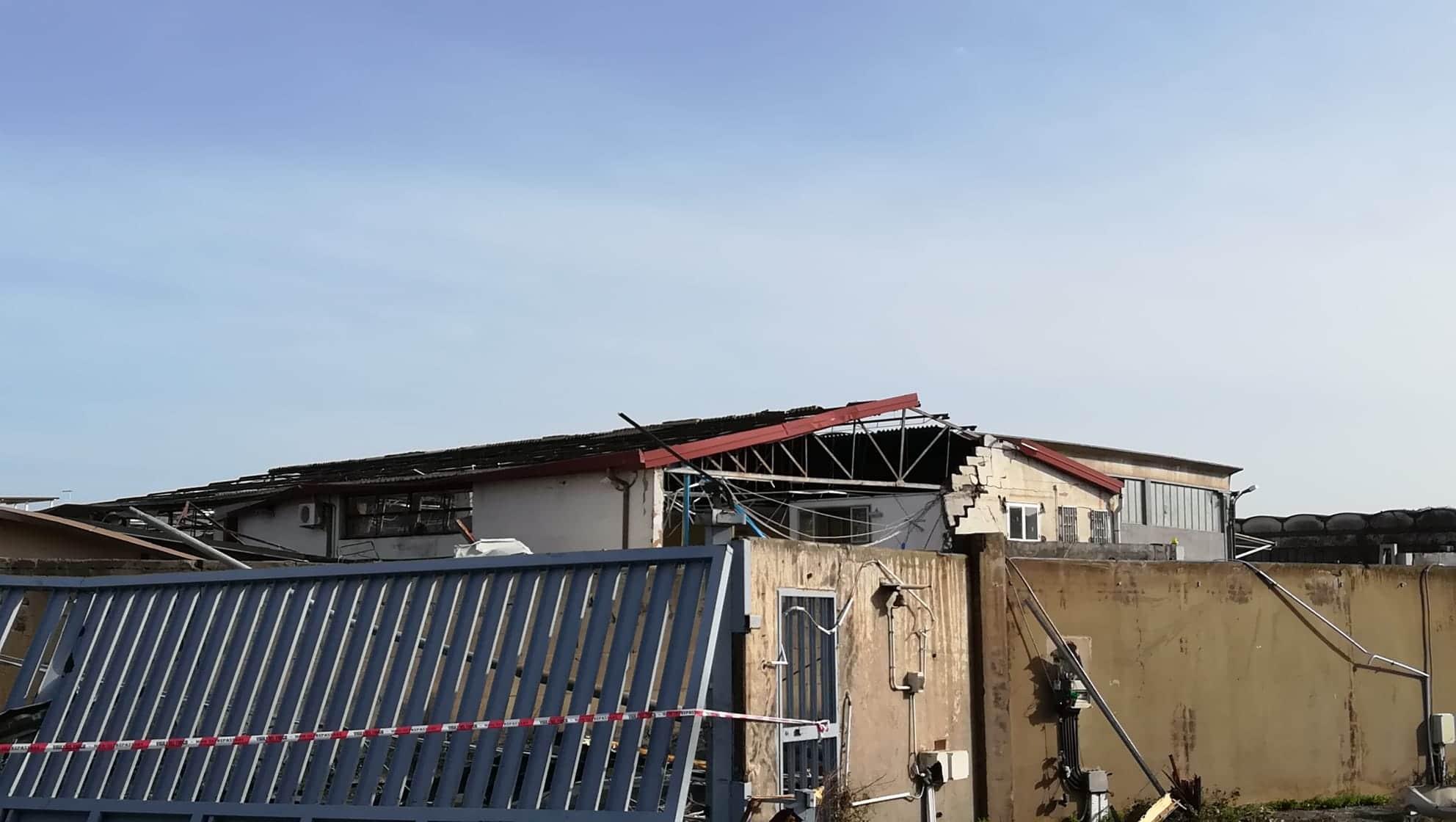 Tromba d'aria a Catania, ecco la procedura per chiedere il risarcimento danni – NUMERI e DETTAGLI