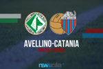 Avellino-Catania 0-0, fischio d'inizio tra la nebbia al Partenio – DIRETTA