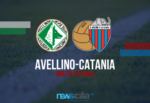 Avellino-Catania 1-2, blitz degli etnei in Campania: i rossazzurri tornano a vincere – RIVIVI LA CRONACA