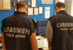 Attività di food delivery con lavoratori in nero e scarsa igiene in cucina: maxi multa in Sicilia per oltre 22mila euro