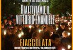"""Fiaccolata riapertura ospedale Vittorio Emanuele, gli organizzatori: """"4 ospedali dismessi in pochi anni"""""""