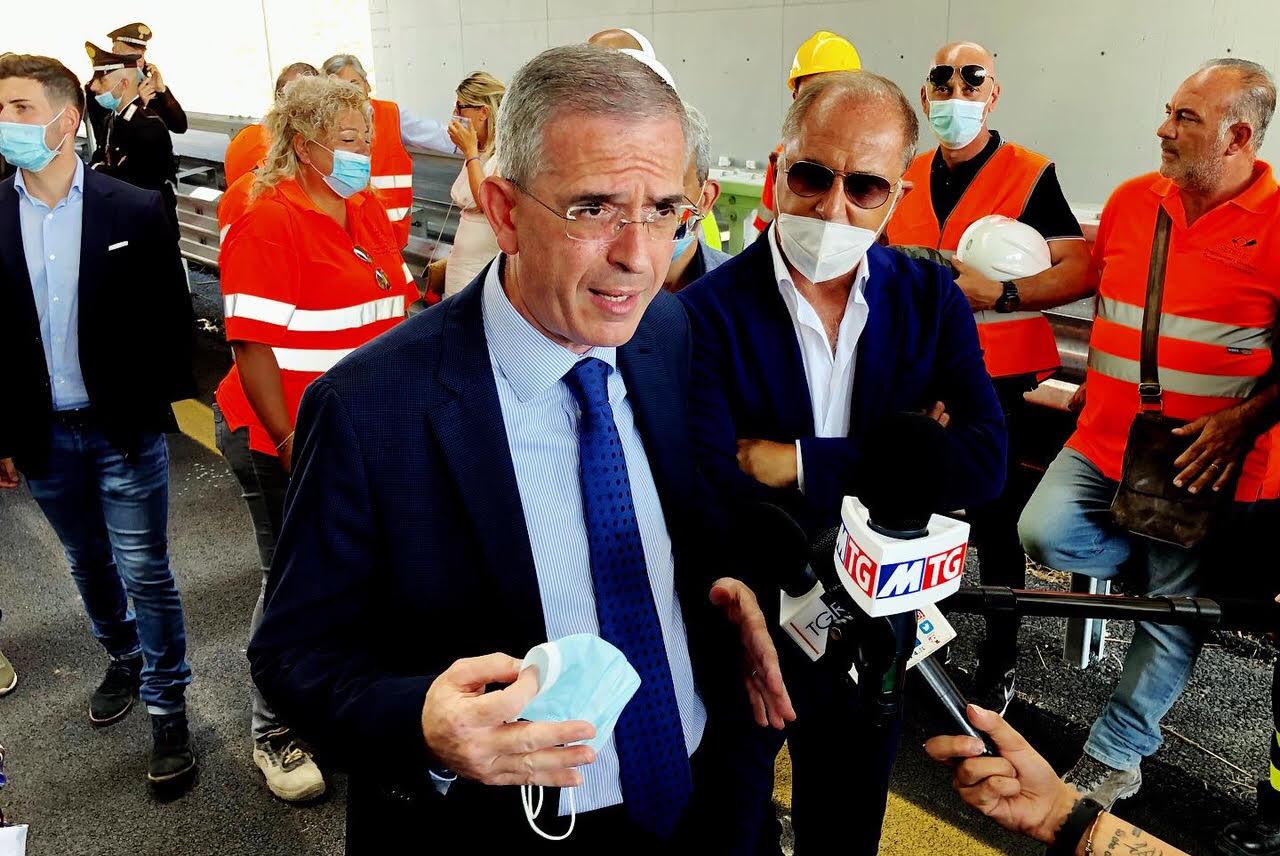 """Gare d'appalto in Sicilia, Falcone: """"Urega toccano migliori risultati degli ultimi 10 anni"""""""