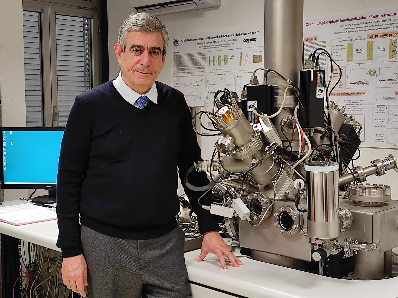UniCT, il prof. Antonino Licciardello nuovo direttore del Dipartimento di Scienze chimiche
