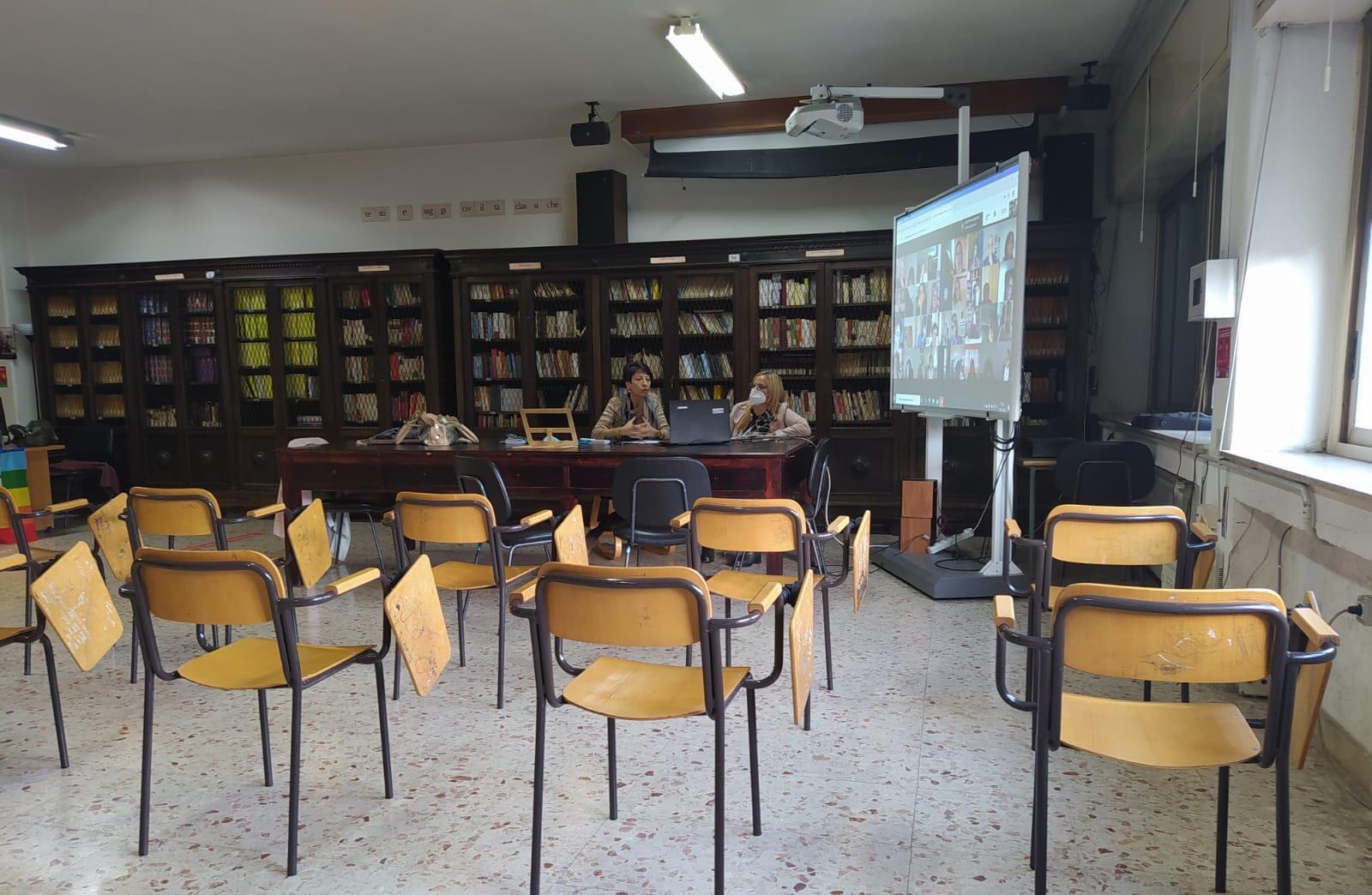 """Il Liceo Classico """"N. Spedalieri"""" di Catania riapre le adesione alle reti siciliane """"Debate e impegno civile"""" e """"Service learning e cittadinanza"""""""
