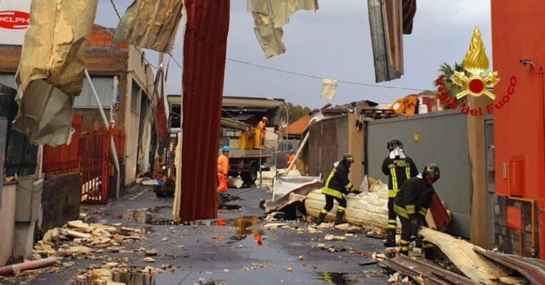 """Catania """"in ginocchio"""" per il maltempo, dalla messa in sicurezza allo stato di calamità: FOTO e VIDEO degli interventi"""