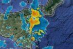 """Meteo Catania, peggiora la situazione maltempo: """"Restate a casa"""", previsti temporali, fulmini e forte vento"""