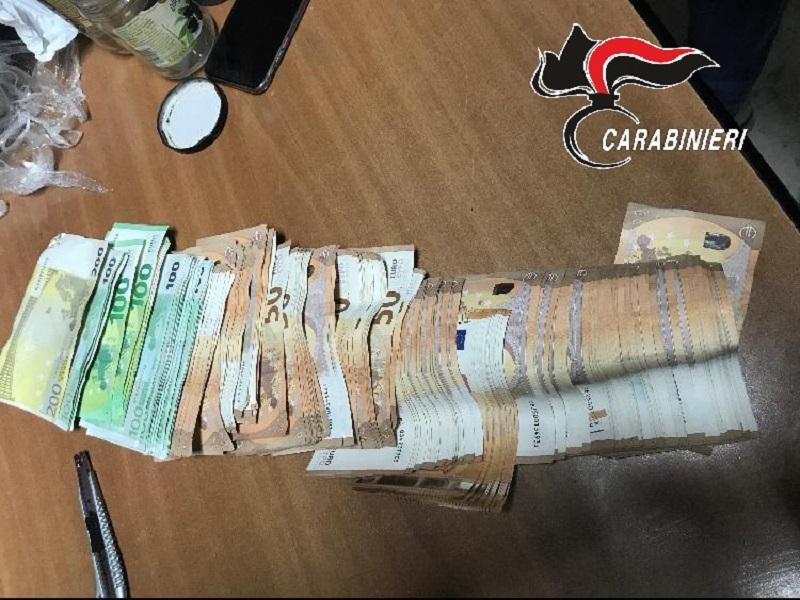 """Gestione dello spaccio in un luogo isolato con diversi ruoli e """"videosorveglianza"""": tre arresti nell'Agrigentino"""