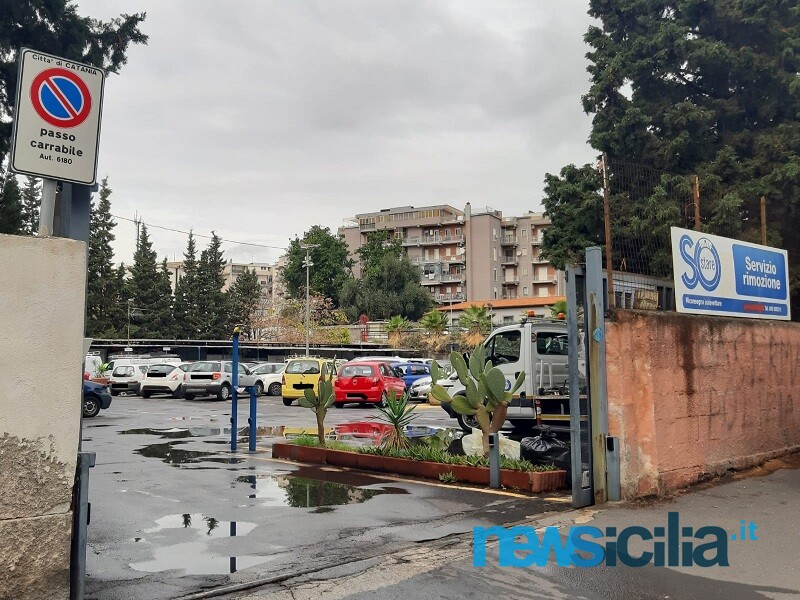 Catania, vicenda parcheggio Narciso: dalla Ferrovia Circumetnea nessuna risposta
