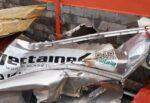 Maltempo a Catania, oggetti dell'aeroporto trascinati a centinaia di metri: ritrovati in via Brucoli – FOTO e VIDEO