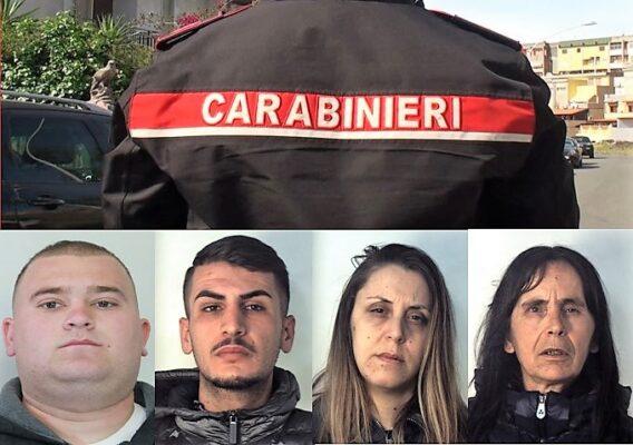 Catania, scene di follia e violenza a San Giovanni Galermo: tentarono di liberare un arrestato, 6 provvedimenti – NOMI, FOTO e VIDEO