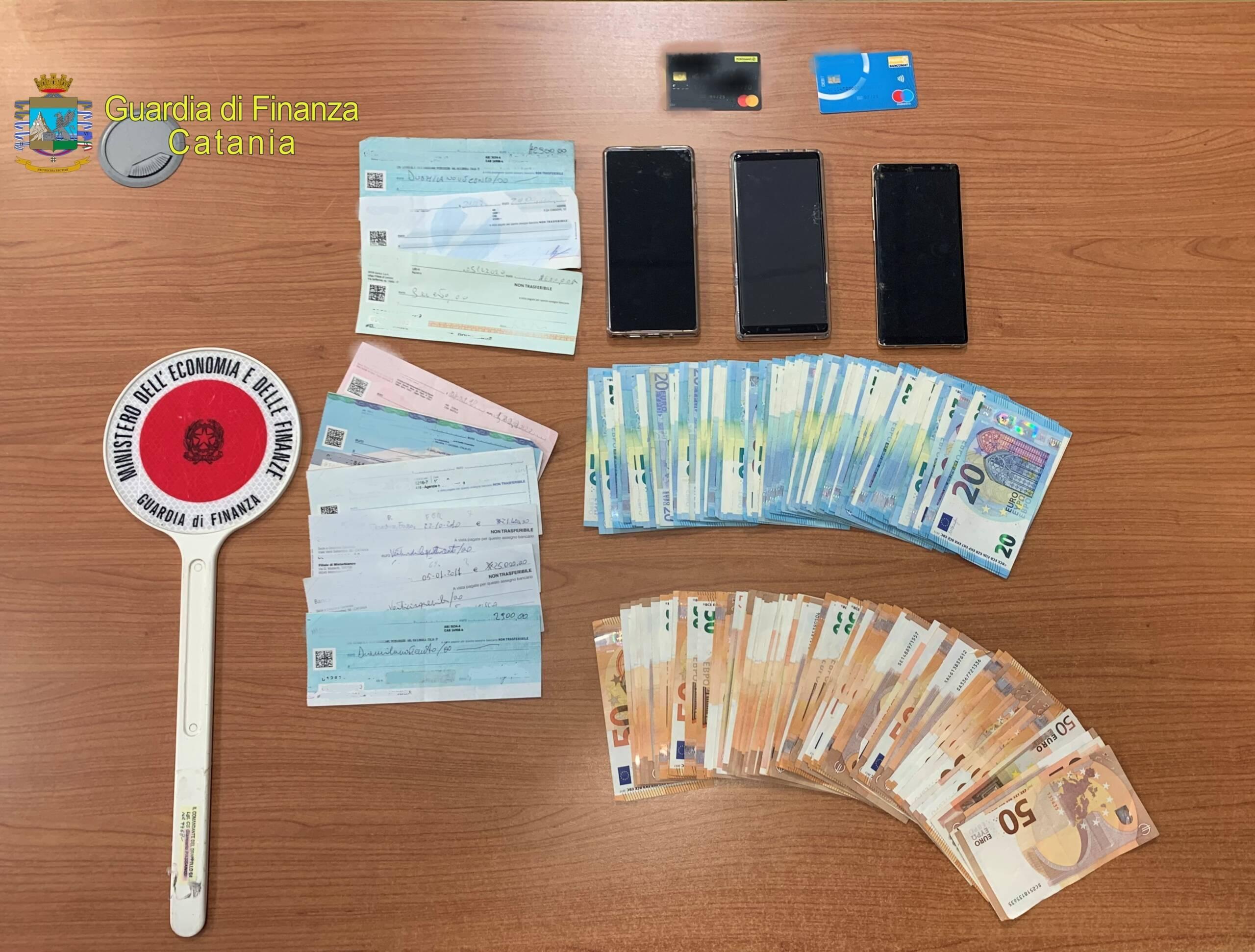 Imprenditore catanese vittima dell'usura: in manette Francesco Caccamo, l'arresto al pagamento dell'ultima rata