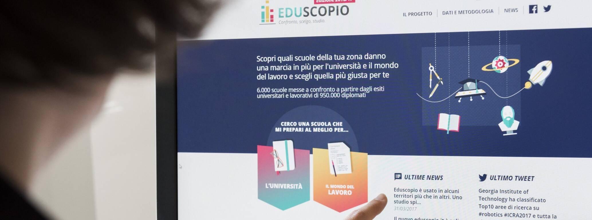 """Eduscopio 2020/2021, significativo riconoscimento per il Liceo """"Spedalieri"""" di Catania"""