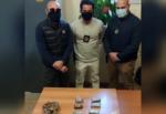 Nascondeva l'hashish in un appartamento semi-abbandonato: continuano gli accertamenti della polizia