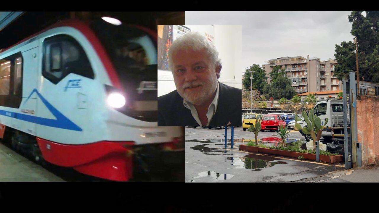 """Catania, non solo parcheggio Narciso. Lo Schiavo: """"Richiesto accesso agli atti"""", che fine hanno fatto quattro treni Vulcano?"""