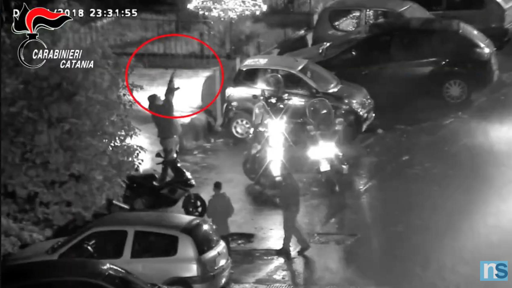 Catania, maxi operazione antimafia in corso: 101 indagati, smantellate 12 piazze di spaccio – VIDEO