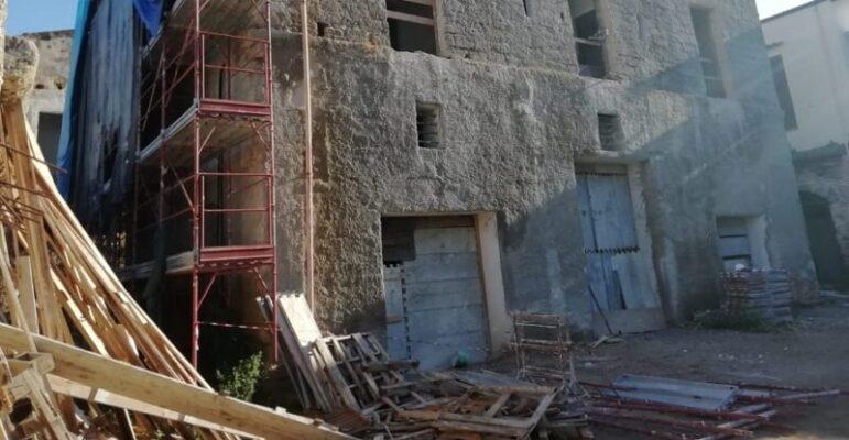 """Palermo, sequestrata area edilizia """"illegale"""": denunciato il proprietario del cantiere in via Evola"""