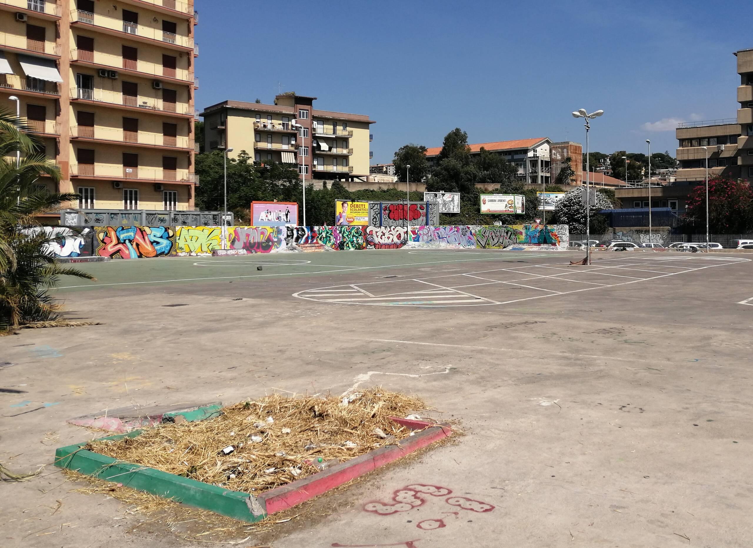 Pulizia, decoro e sviluppo per lo slargo di via Ala. Le richieste del Presidente Ferrara (III Municipio Catania)