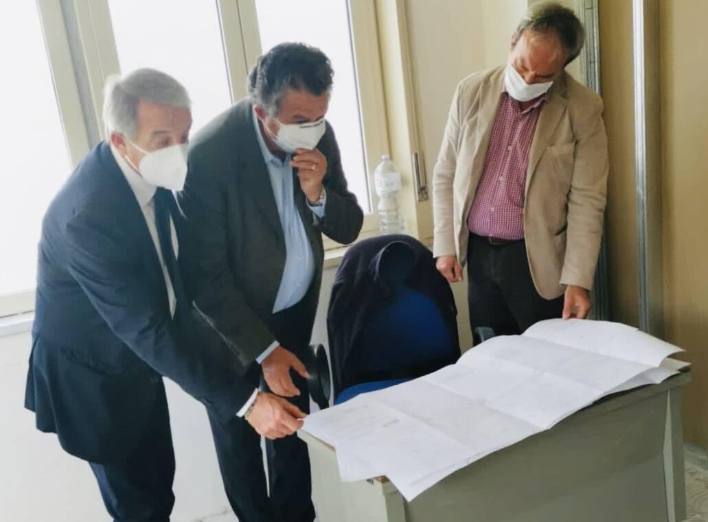 Lotta al Coronavirus, in Sicilia continuano i lavori per rafforzare gli ospedali: novità al Garibaldi di Catania