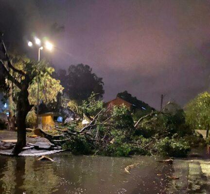 """Tromba d'aria a Catania, l'appello di Federazione Del Sociale USB: """"Non solo calamità naturale, il Comune si assuma responsabilità"""""""