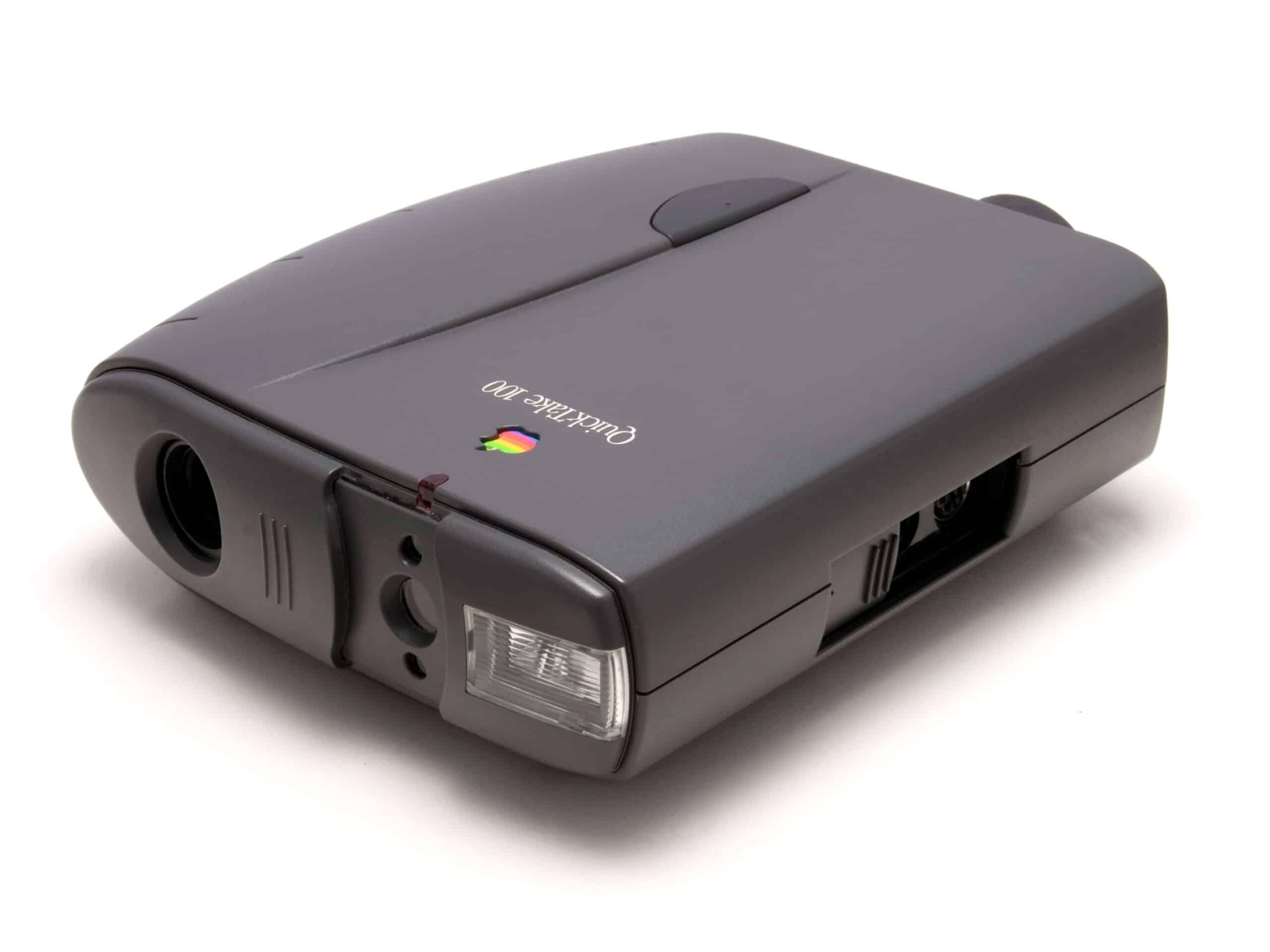 Apple QuikTake, la macchina fotografica Apple che non ebbe successo