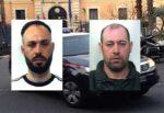 Minacce a imprenditore edile: arrestati pregiudicato e affiliato al clan Santangelo-Taccuni