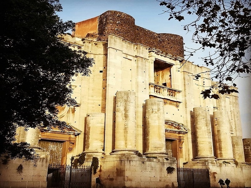 Catania, restauro della Chiesa di San Nicolò l'Arena: 35mila euro per i tre portoni