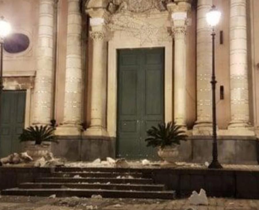 Terremoto in Sicilia, attenzione alle foto fake: circolano immagini post sisma di Santo Stefano 2018