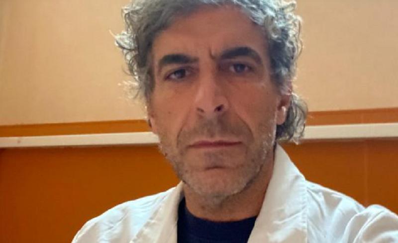 """Vaccino Covid, Massimo Geraci primo vaccinato in Sicilia: """"Non temere il prodotto della scienza"""""""