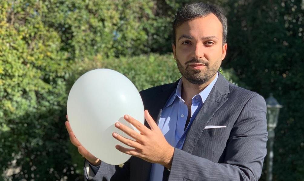 """Capodanno 2021, a Catania gli auguri del consigliere Giacone: """"Niente fuochi d'artificio, doniamo a chi ha bisogno"""""""