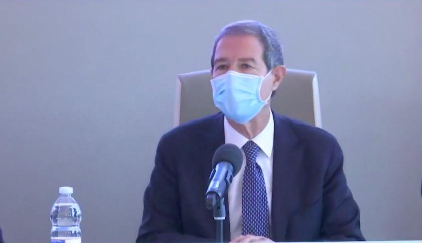 Coronavirus Sicilia, Musumeci soddisfatto: siciliani d'accordo con le misure restrittive – VIDEO