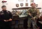 Armi clandestine, furto di energia elettrica e attività venatoria di frodo: 2 arresti e 5 denunciati a Enna