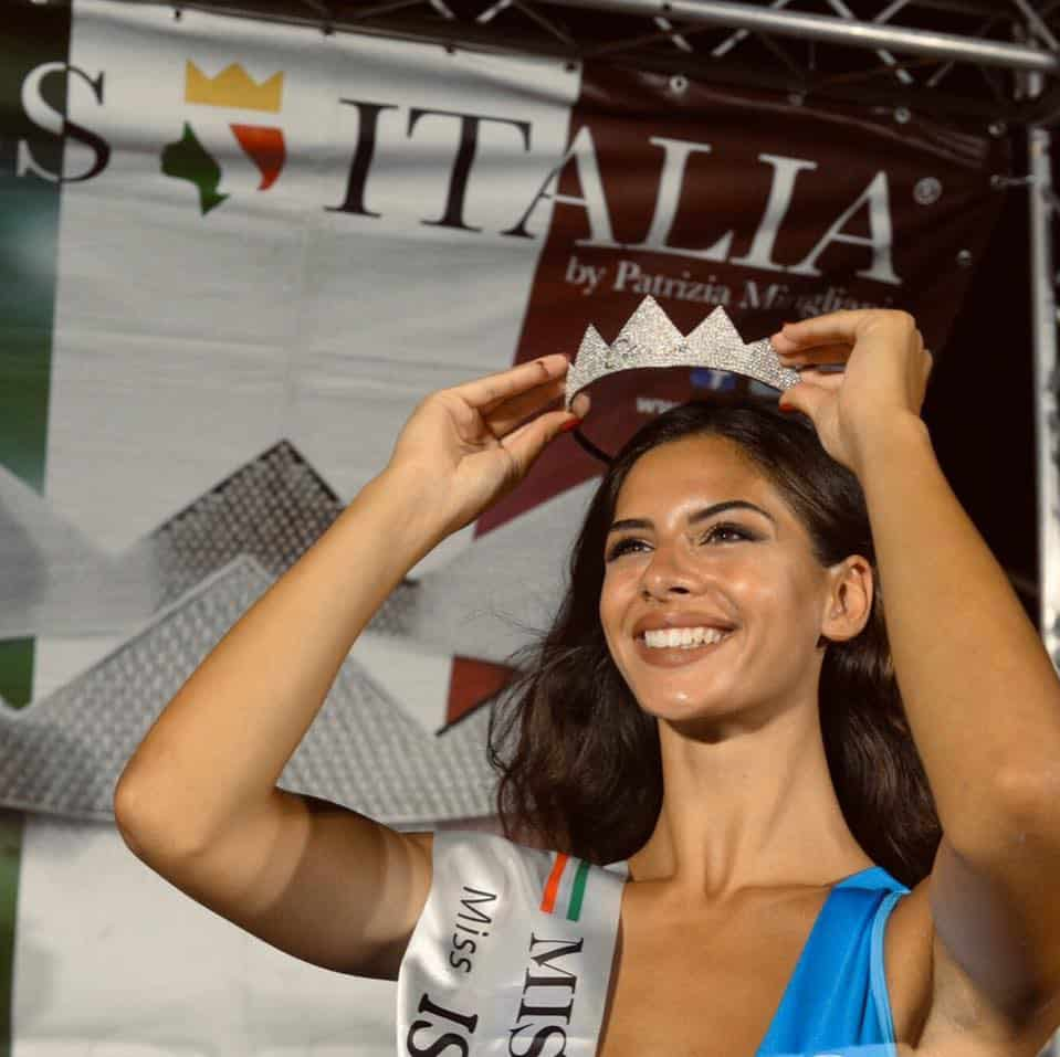 La marsalese Sofia Fici rappresenterà la Sicilia per l'elezione di Miss Italia 2020 – FOTO