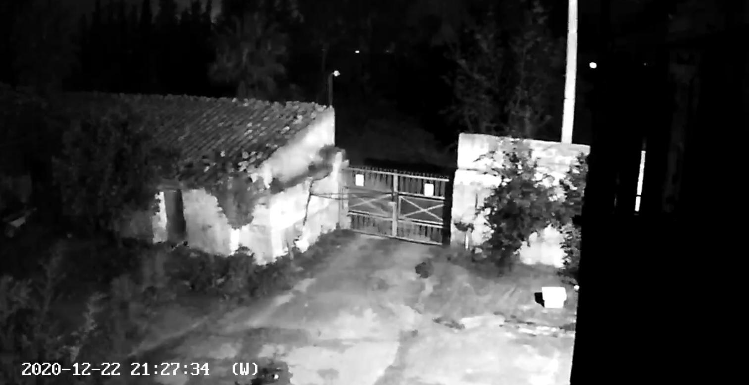 Terremoto in Sicilia, gli interminabili secondi della forte scossa ripresi da una videocamera di sorveglianza – VIDEO
