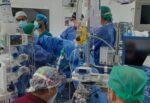 Policlinico di Catania, 39enne positivo al Coronavirus salvato con un delicato intervento al cuore