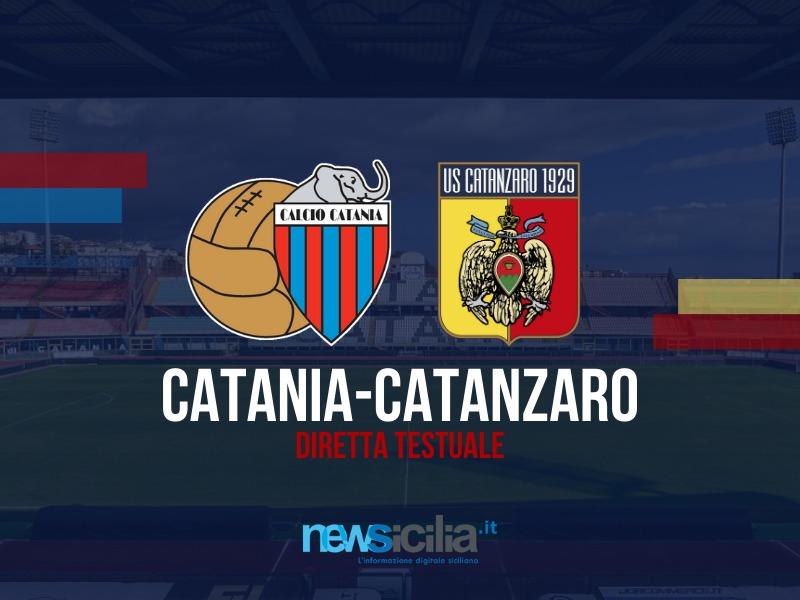 """Di Massimo chiama, Manneh risponde e al """"Massimino"""" tra Catania e Catanzaro termina in parità – RIVIVI LA CRONACA"""