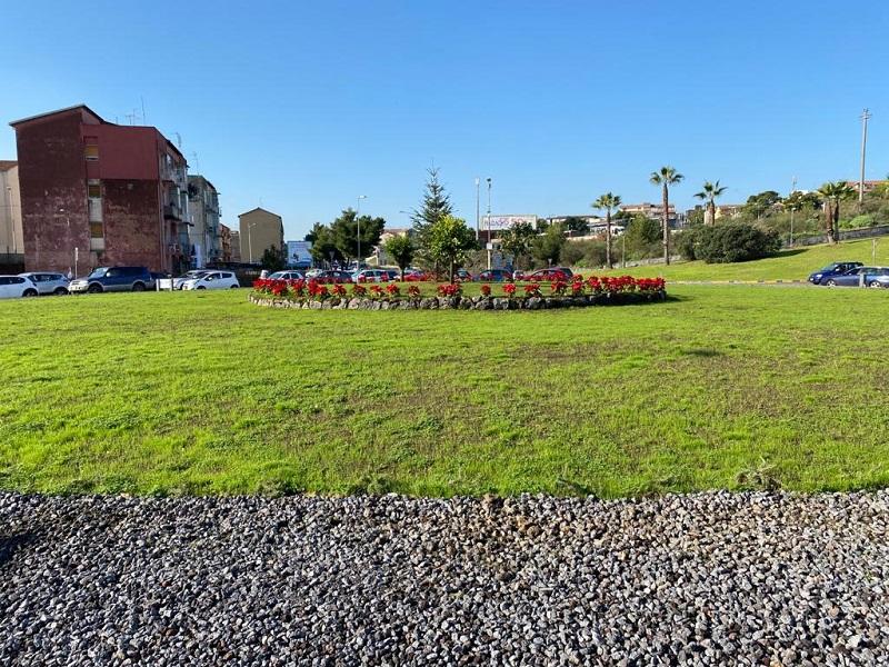 Circonvallazione di Catania, riqualificazione spazi verdi: restyling con sistema di sponsorizzazione privata