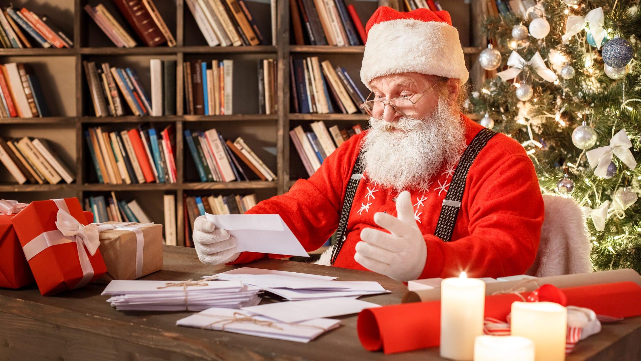 Babbo Natale, icona per i più piccini: dal rosso dell'abito alle curiosità che molti non sanno